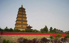 معبد غاز بزرگ وحشی شهر شیان