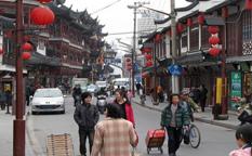 خیابان فانگ بنگ ، خیابانی دیدنی در شانگهای