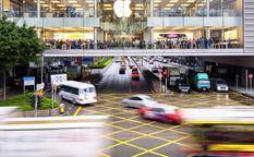 مراکز خرید شهر هنگ کنگ