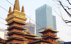 معبد جینگ آن شانگهای