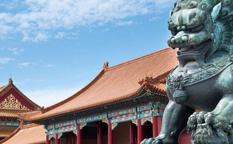 معبد لایفنگ شهر هانگژو چین