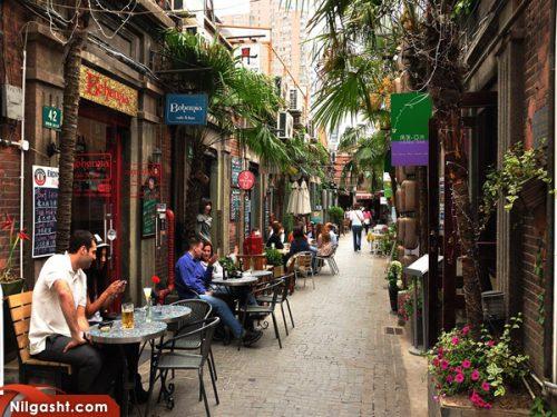 محله فرانسوی ها در شانگهای چین