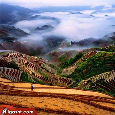 راه آهن چینگهای، تبت جاذبه گردشگری چین