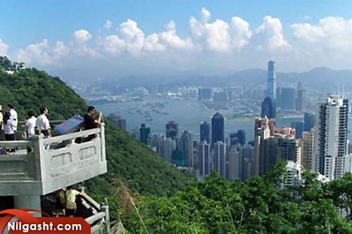 شهر هنگ کنگ در چین