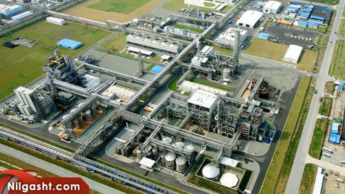 شرکت های صنعتی شهر پکن
