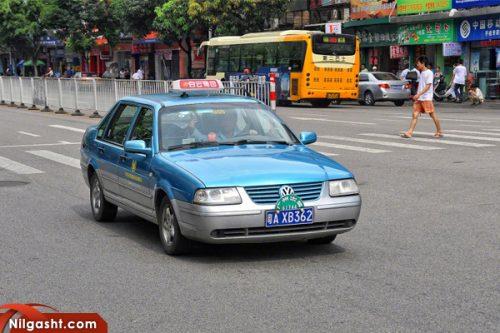 تاکسی در سفر به گوانجو