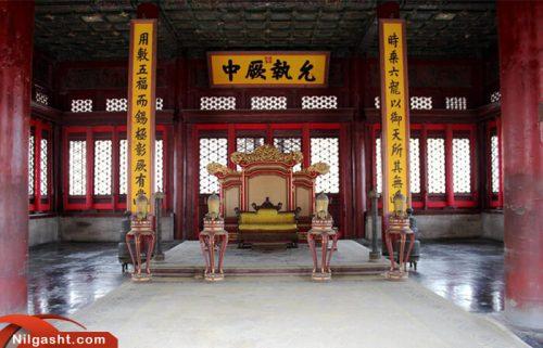 شهر ممنوعه در پکن چین