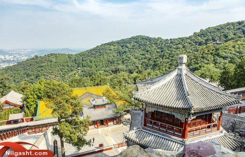 تپه های معطر پکن