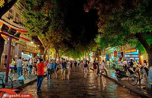 خیابان مسلمانان شیان