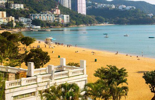 خلیج ریپالس در هنگ کنگ چین