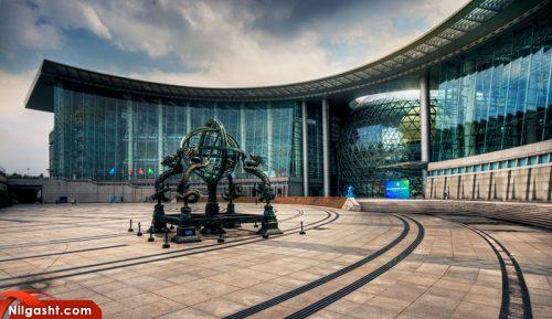 موزه علم و فناوری شانگهای