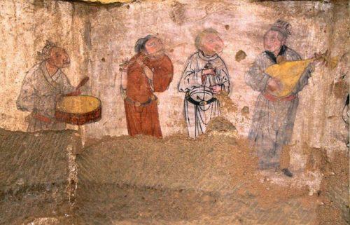 تاریخچه راه ابریشم در سلسله های مختلف چین