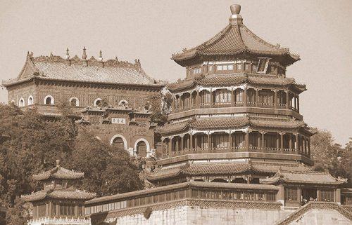 تاریخچه کاخ تابستانی پکن