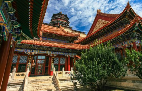 کاخ تابستانی پکن