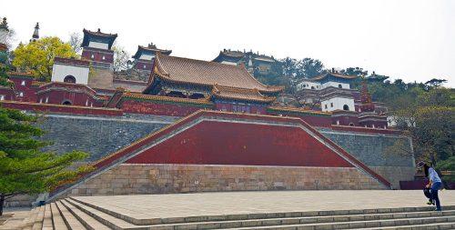 ورودی کاخ تابستانی پکن