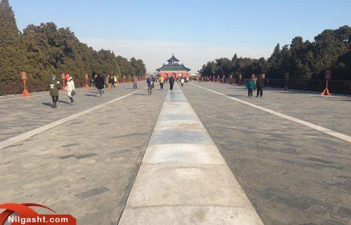 معبد بهشت در پکن