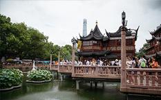باغ یو شانگهای، نگینی سبز در مرکز شهر قدیمی