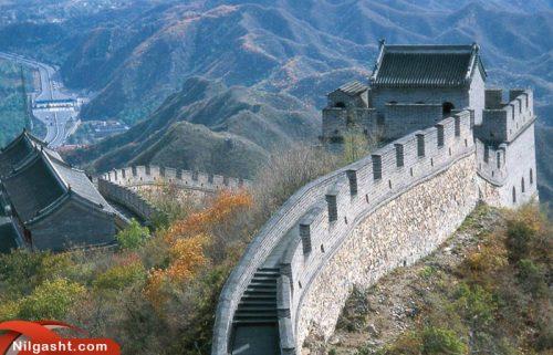 دیوار چین در پکن