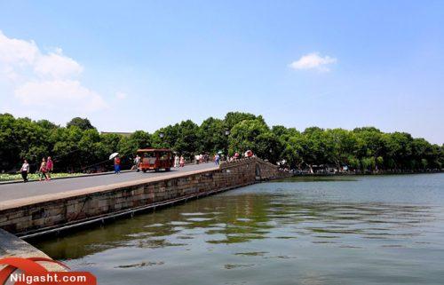 دریاچه غربی هانگژو