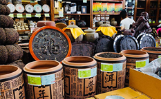 خرید چای در پکن ، بهترین بازارها برای انتخاب انواع چای چینی