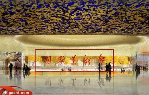 موزه ملس میدان تیان آنمن