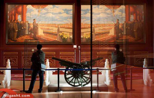 موزه ملی چین در میدان تیان آنمن