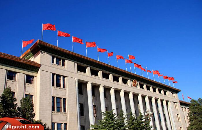 برج میدان تیان آنمن