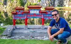 دهکده باشکوه فرهنگ بومی چین در شنزن