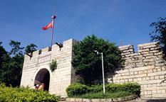 قلعه هولیشان شیامن، قدیمی ترین توپخانه ساحلی قرن نوزدهم