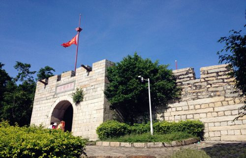 قلعه هولیشان شیامن