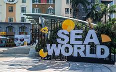 دنیای دریایی شنزن در چین، بزرگترین مجتمع تفریحی شهر