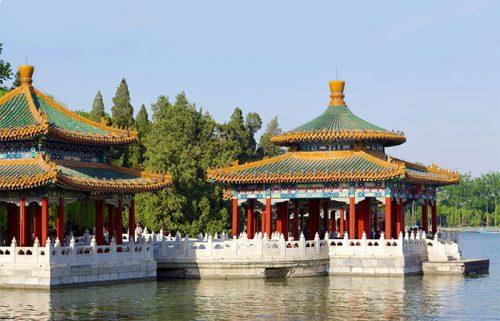 پارک بی های چین، بهشتی در قلب پکن