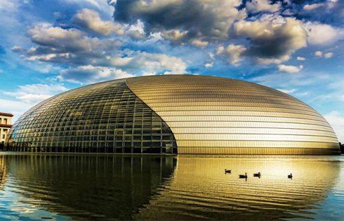مرکز ملی هنرهای نمایشی چین