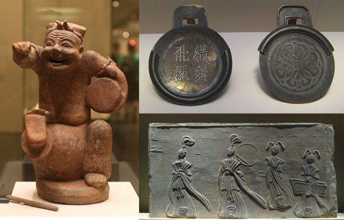 آثار باستانی موزه ملی چین در پکن