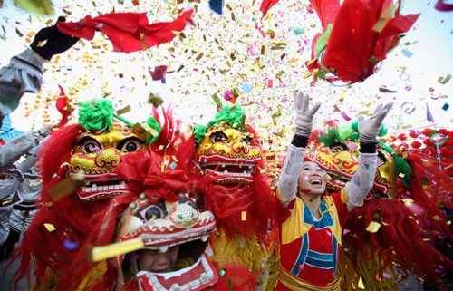 تور چین و فستیوال های چین